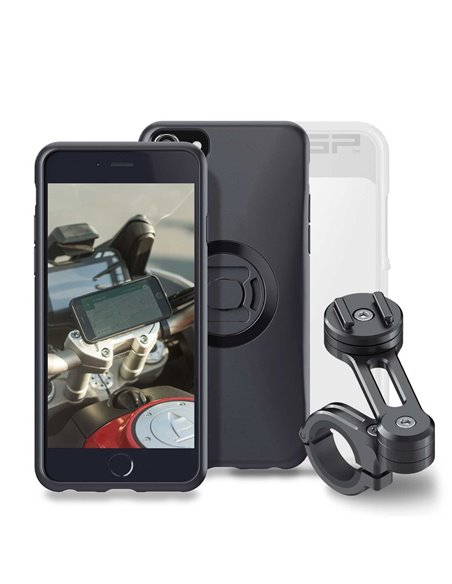 Soporte de Moto SPCONNECT Moto Bundle para Iphone X