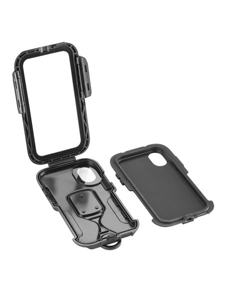 Funda específica ICASE de Interphone para Iphone X/XS
