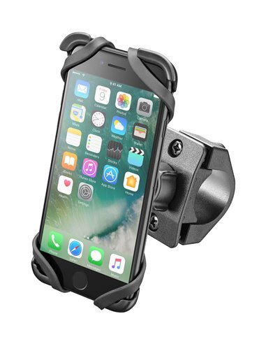 Soporte de moto Moto Cradle de Interphone para iPhone 7