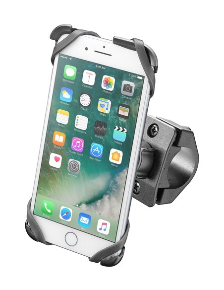 Soporte de moto Moto Cradle de Interphone para iPhone 7 Plus