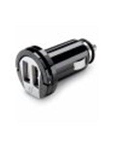 Mini Cargador Doble USB Toma Mechero de Interphone