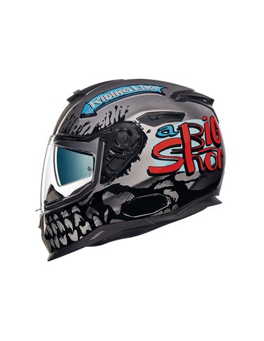 Casco Integral Nexx SX.100 Big-Shot