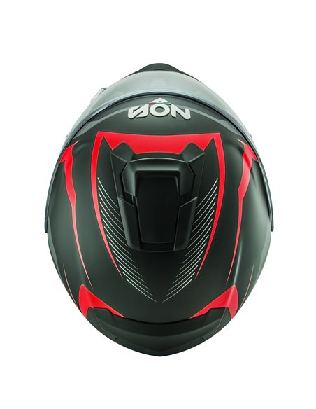 Casco Integral NOS NS-7F Decorado