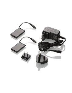 KIT Klan de Baterías 7,4VOLT y 2,2A ( 2 baterías + cargador)