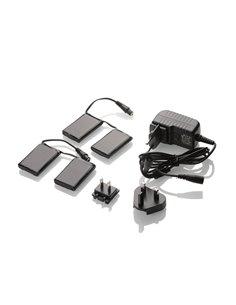 KIT Klan de Baterías 7,4VOLT y 3,0A ( 2 baterías + cargador)