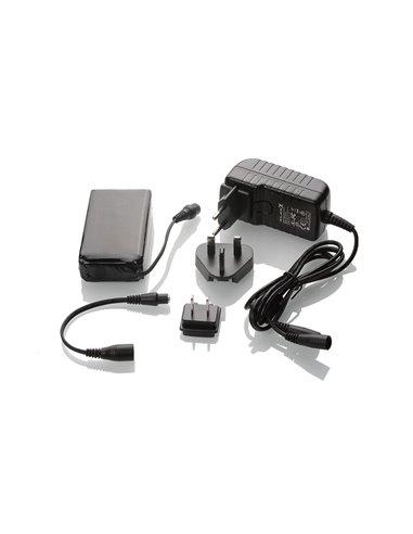 KIT Klan de Batería 12VOLT 6,0Ah (1 batería + cargador)