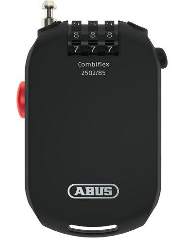 Cable Enrollado Antirrobo de Abus Combiflex 2502/85