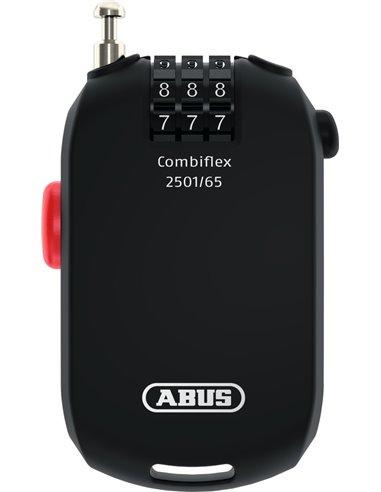 Cable Enrollado Antirrobo de Abus Combiflex 2501/65