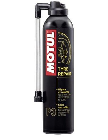 Reparador e Hinchador de Ruedas Motul P3