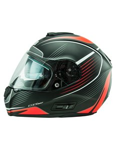 Casco Integral NOS NS-6 Decorado
