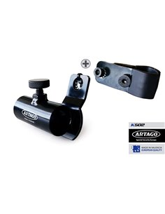 Soporte Artago K502 para Candados en Arco Trans U a Tornillos y Tubos