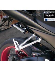 Soporte Artago de Candado 69T / 69X para Suzuki GSX-R600-750-1000 '07