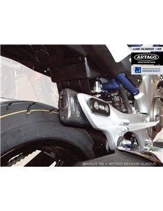 Soporte Artago de Candado 69T / 69X para Suzuki SFV Gladius 650 '09