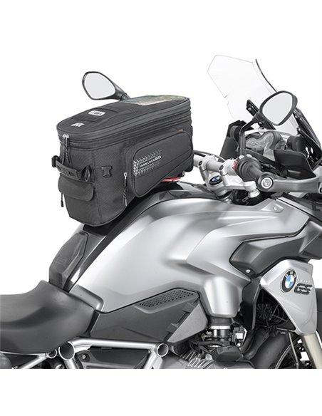 Bolsa Depósito Givi Tanklocked Extensible para Moto Enduro UT810