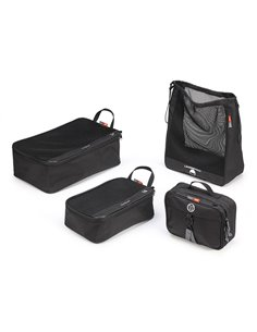 Conjunto Bolsas Travel Set Givi T518