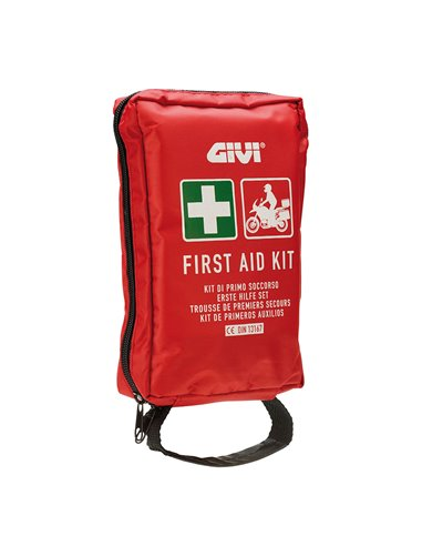 Kit Givi de Primeros Auxilios Portátil