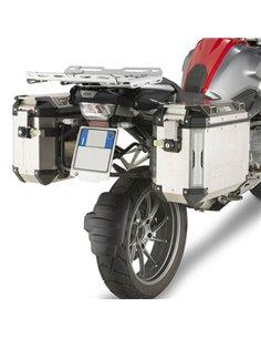 Portabolsa Extensible en aluminio Givi