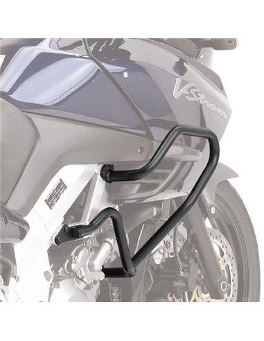 Defensas de Motor Givi Kawasaki KLV 1000 (04 - 10)/ Suzuki DL 1000 V-Strom (02 - 11)
