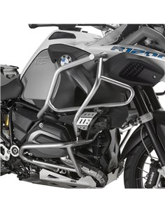 Defensas de Motor Givi/Radiador Inox BMW R1200GS Adventure (14 - 18)
