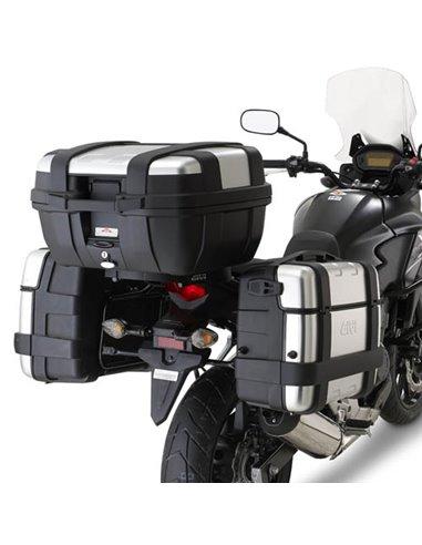 Portamaletas Lateral Givi Monokey Honda CBX 500 13-16