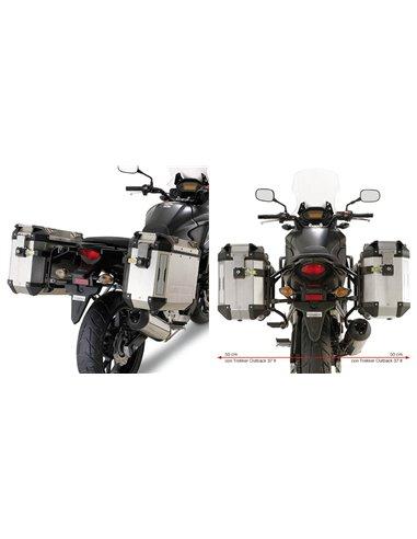Portamaletas Lateral Givi CAM-SIDE Honda CBX 500 13-16