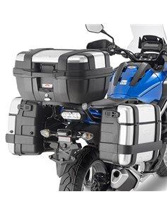 Portamaletas Lateral Givi Monokey Honda NC750S/X (16 - 18)