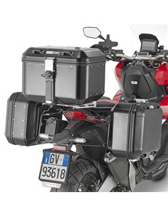 Portamaletas Lateral Givi Monokey Honda X-ADV 750 (17 - 18)