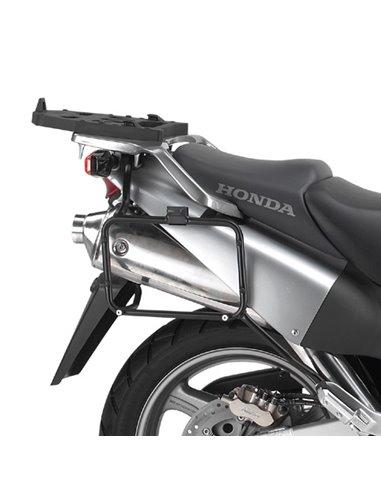 Portamaletas Lateral Givi Monokey Honda XL 1000V Varadero / ABS (03 - 06)