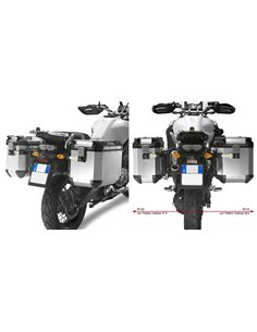 Portamaletas Lateral Givi CAM-SIDE Yamaha XT1200ZE Super Ténéré (10 - 18)