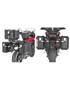 Portamaletas Lateral Givi CAM-SIDE Yamaha MT-09 Tracer (15 - 17)