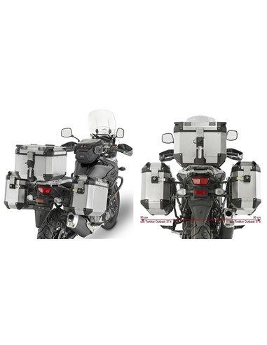 Portamaletas Lateral Givi CAM-SIDE Suzuki DL 650 V-Strom (17 - 18)