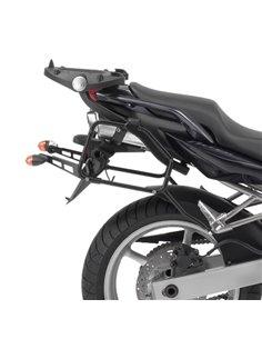 Portamaletas Lateral Givi Monokey Yamaha FZ6/FZ6 600 Fazer (04 - 06)