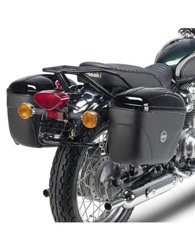 Portamaletas Lateral Givi Monokey Kawasaki W 800 (11 - 17)
