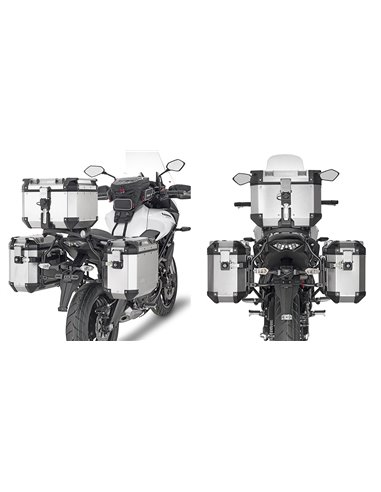 Portamaletas Lateral Givi CAM-SIDE Kawasaki Versys 650 (15 - 19)