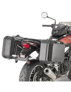 Portamaletas Lateral Givi Monokey Kawasaki Z 900 RS (18 - 19)