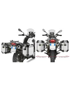 Portamaletas Lateral Givi CAM-SIDE BMW G650GS (11 - 17)