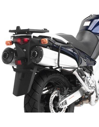 Portamaletas Lateral Givi Monokey Suzuk DL 1000 V-Strom (02 - 11) / Kawasaki KLV 1000 (04 - 10)