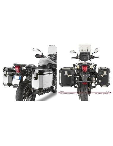 Portamaletas Lateral Givi CAM-SIDE Triumph Tiger 800 / 800 XC / 800 XR (11 - 17)