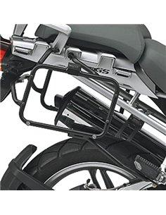 Portamaletas Lateral Givi Monokey BMW R1200GS (04 - 12)/ Adv (06 - 13)