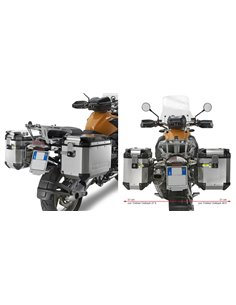 Portamaletas Lateral Givi CAM-SIDE BMW R1200GS (04 - 12)/ Adv (06 - 13)
