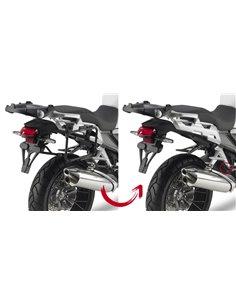 Portamaletas Lateral Givi Fijación Rápida Honda Crosstourer 1200 / Crosstourer 1200 DCT (12 - 19)