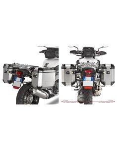 Portamaletas Lateral Givi Fijación Rápida CAM-SIDE Honda Crosstourer 1200 / Crosstourer 1200 DCT (12 - 19)