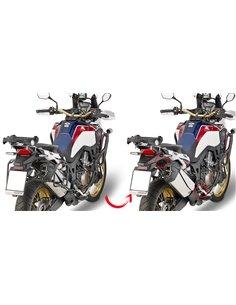 Portamaletas Lateral Givi Fijación Rápida Honda CRF1000L Africa Twin (16 - 17)