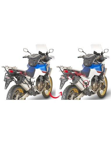Portamaletas Lateral Givi Fijación Rápida Honda CRF1000L Africa Twin/Adventure Sports (18 - 19)