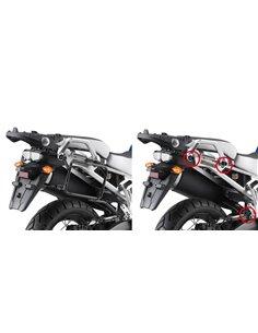 Portamaletas Lateral Givi Fijación Rápida Yamaha XT1200ZE Super Ténéré (10 - 18)