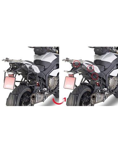 Portamaletas Lateral Givi Fijación Rápida BMW S1000XR (15 - 19)
