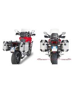 Portamaletas Lateral Givi CAM-SIDE Ducati Multistrada 950/1200/1200 Enduro (15 -18)