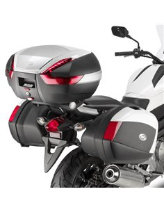 Portamaletas Lateral Givi Monokey Side Honda NC700X/S (12 - 13) - NC750X/S - NC750X/S DCT (14 - 15)