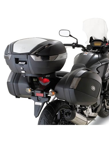 Portamaletas Lateral Givi Monokey Side Honda CB 500 X (13 - 18)