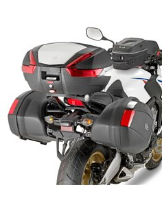 Portamaletas Lateral Givi Monokey Side Honda CB650 F / CBR650F (14 - 18)